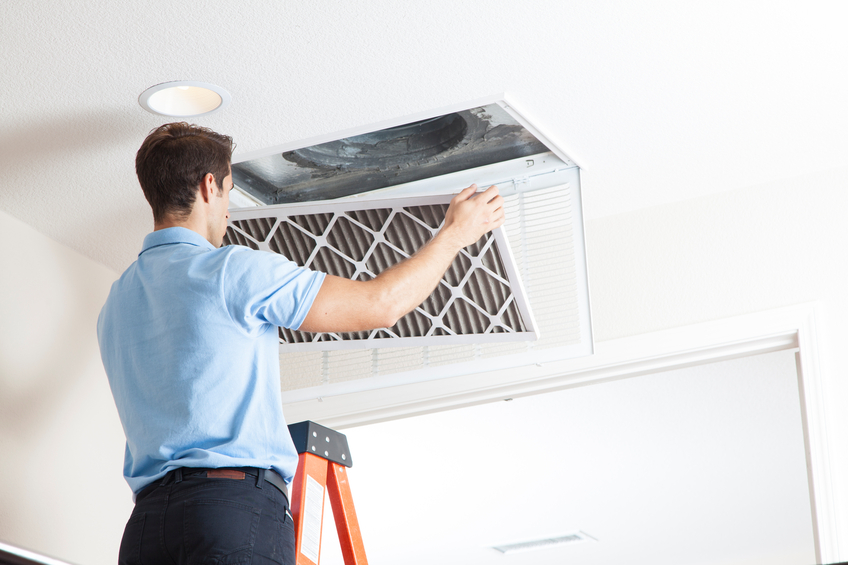 Cleaning Crew Co airduct Home
