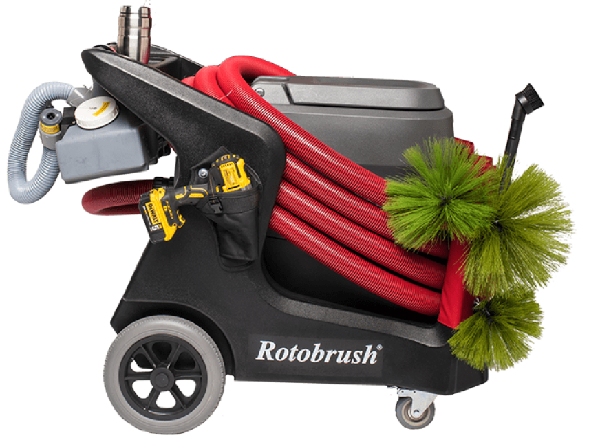 Cleaning Crew Co rotobrush Air Duct Cleaning Estimator